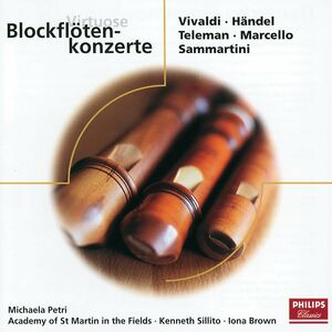 CD Virtuose Blockflotenkonz