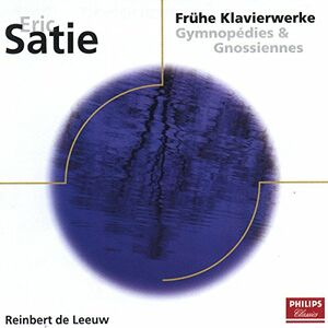 CD Early Piano Works di Erik Satie