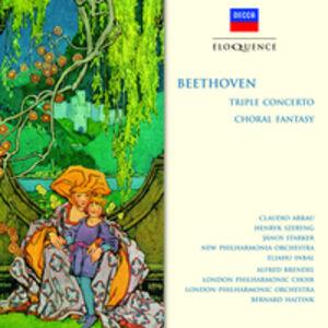 CD Triple Concerto di Ludwig van Beethoven