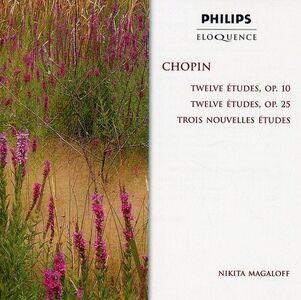 CD Studi completi di Fryderyk Franciszek Chopin