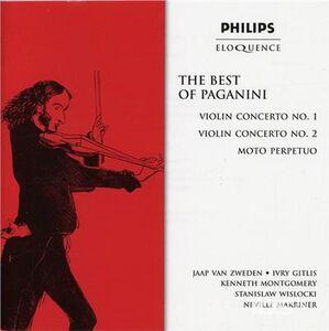CD Best of di Niccolò Paganini