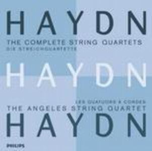 CD The Complete String Quartets di Franz Joseph Haydn