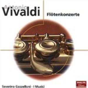 CD Concerti per flauto di Antonio Vivaldi