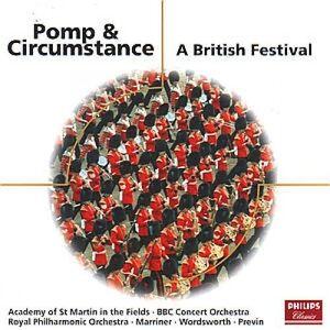 Foto Cover di Pomp & Circumstance, CD di  prodotto da Philips