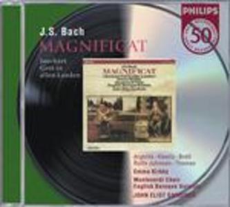 CD Magnificat di Johann Sebastian Bach