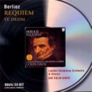 Foto Cover di Requiem - Te Deum, CD di AA.VV prodotto da Philips