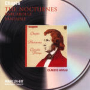 CD Notturni - Barcarolle - Fantasia di Fryderyk Franciszek Chopin