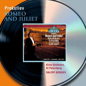 CD Romeo e Giulietta di Sergei Sergeevic Prokofiev
