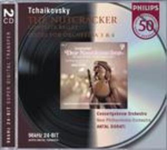 CD Lo schiaccianoci (Suite) - Suites per orchestra n.3, n.4 di Pyotr Il'yich Tchaikovsky