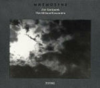 CD Mnemosyne Jan Garbarek , Hilliard Ensemble