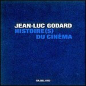 CD Histoire(S) Du Cinéma (Colonna Sonora) di Jean-Luc Godard