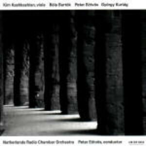 Foto Cover di Concerto per viola e orchestra / Replica per viola e orchestra / Movimento per viola e orchestra, CD di AA.VV prodotto da ECM Records