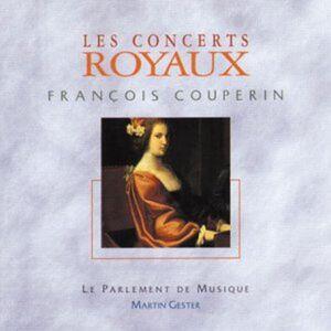 CD Concerts Royaux di François Couperin