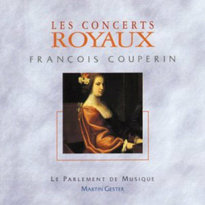 CD Concerts Royaux di François Couperin