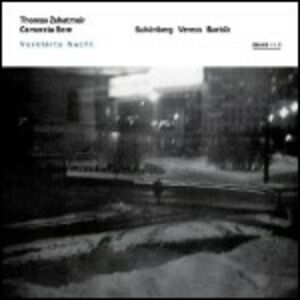 CD Notte trasfigurata (Verklärte Nacht) di Arnold Schönberg