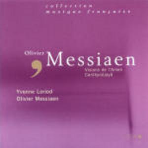 CD Visions de l'Amen - Canteyodjaya di Olivier Messiaen