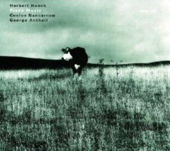 Foto Cover di Piano Music, CD di Herbert Henck, prodotto da ECM Records