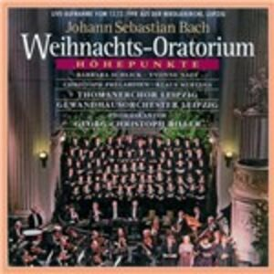Foto Cover di Oratorio di Natale (Weihnachts-Oratorium), CD di Johann Sebastian Bach, prodotto da Philips
