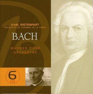 CD Musiche per orchestra di Johann Sebastian Bach
