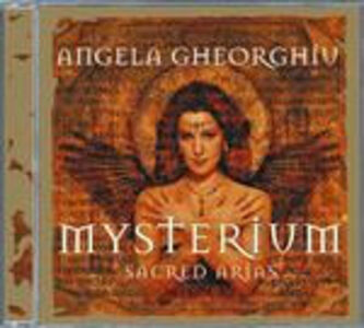 CD Mysterium Sacred Arias