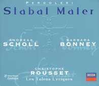 CD Stabat Mater - Salve Regina Giovanni Battista Pergolesi Barbara Bonney Christophe Rousset