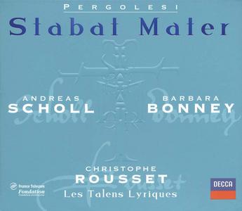 CD Stabat Mater - Salve Regina di Giovanni Battista Pergolesi