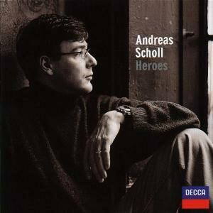 Heroes - CD Audio di Christoph Willibald Gluck,Wolfgang Amadeus Mozart,Georg Friedrich Händel,Andreas Scholl