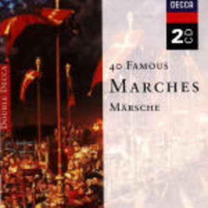 CD 40 Marce famose