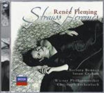 Strauss Heroines - CD Audio di Richard Strauss,Renée Fleming