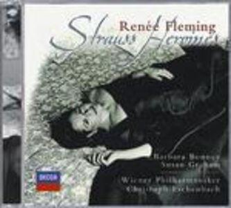 CD Strauss Heroines di Richard Strauss