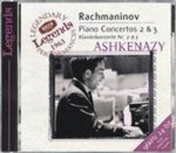 Foto Cover di Concerti per pianoforte n.2, n.3, CD di AA.VV prodotto da Decca