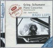 CD Concerto per pianoforte / Concerto per pianoforte Edvard Grieg Robert Schumann André Previn