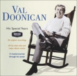 His Special Years - CD Audio di Val Doonican