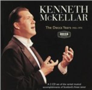 CD The Decca Years 1955-1975 di Kenneth McKellar
