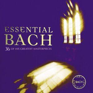CD Essential Bach di Johann Sebastian Bach