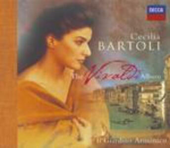 The Vivaldi Album - CD Audio di Cecilia Bartoli,Antonio Vivaldi