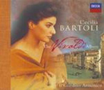 CD The Vivaldi Album di Antonio Vivaldi