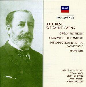 CD Best of Saint - Saens di Camille Saint-Saëns
