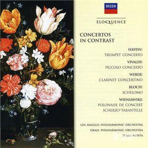 CD Concertos in Concert