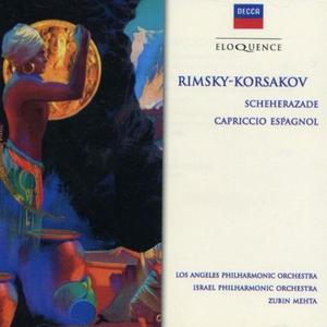 CD Sheherazade di Nikolai Rimsky-Korsakov