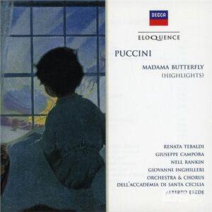 CD Madama Butterfly - Hl - di Giacomo Puccini