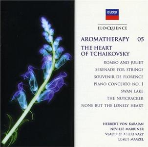 CD Aromatherapy 5 di Pyotr Il'yich Tchaikovsky