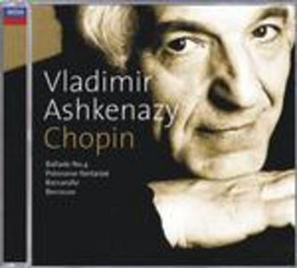 CD Brani vari per pianoforte di Fryderyk Franciszek Chopin
