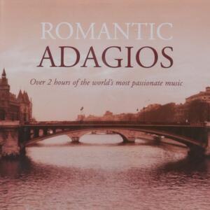 Romantic Adagios - CD Audio
