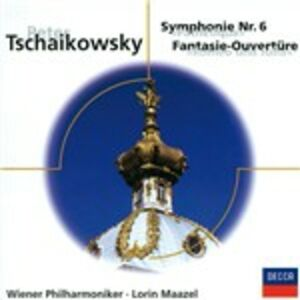 CD Sinfonia n.6 - Ouverture Amleto di Pyotr Il'yich Tchaikovsky