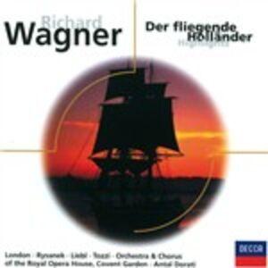 Foto Cover di L'olandese volante (Der Fliegende Holländer), CD di Richard Wagner, prodotto da Eloquence