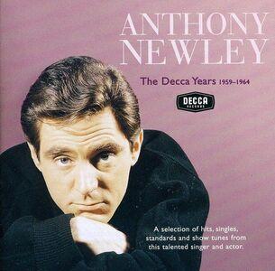 CD Decca Years 1959-1964 di Anthony Newley