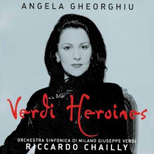 CD Verdi Heroines di Giuseppe Verdi