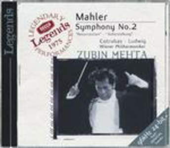 CD Sinfonia n.2 di Gustav Mahler