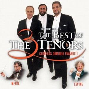 The Best of the 3 Tenors - CD Audio di Placido Domingo,Luciano Pavarotti,José Carreras
